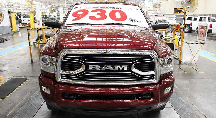 Pickup Ram 3500 2018