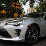 Test Drive Toyota 86 2017