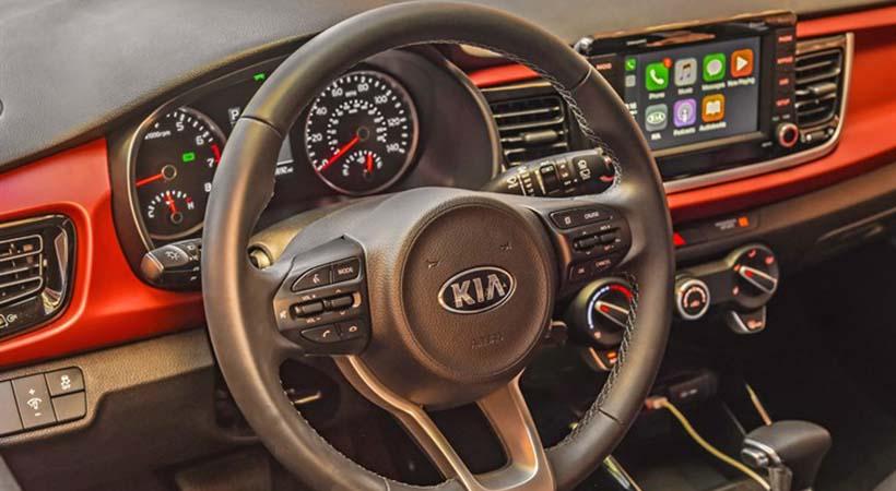 Test Drive Kia Rio 2018