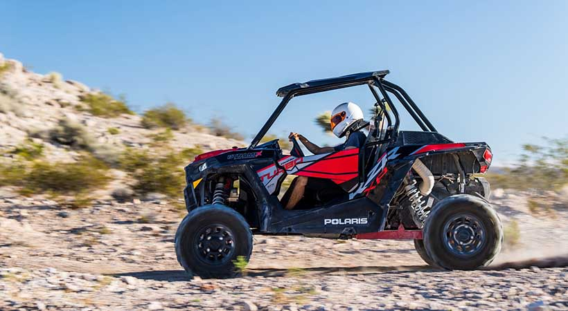 Polaris RZR XP Turbo Eps Dynamix 2018, precio, video y características, mejores ATV 2017