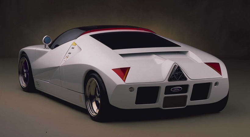Ford GT90, Ford GT90 historia, Ford GT90 fotos, Ford concept cars, historia de Ford GT90