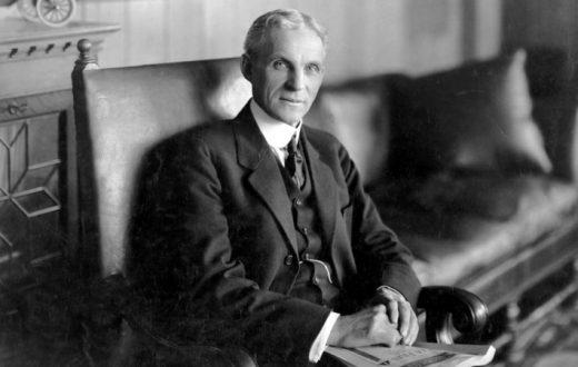 Henry Ford, Henry Ford biografía, Henry Ford curiosidades