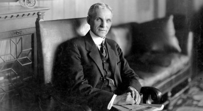 Las curiosidades de Henry Ford nos dejan ver su lado más humano