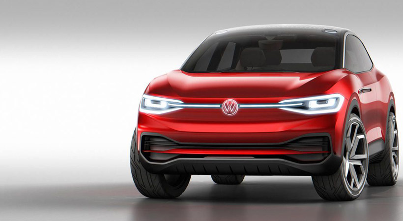 Ya presentaron el Volkswagen I.D. Crozz en Alemania