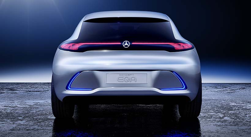Mercedes-Benz Concept EQA