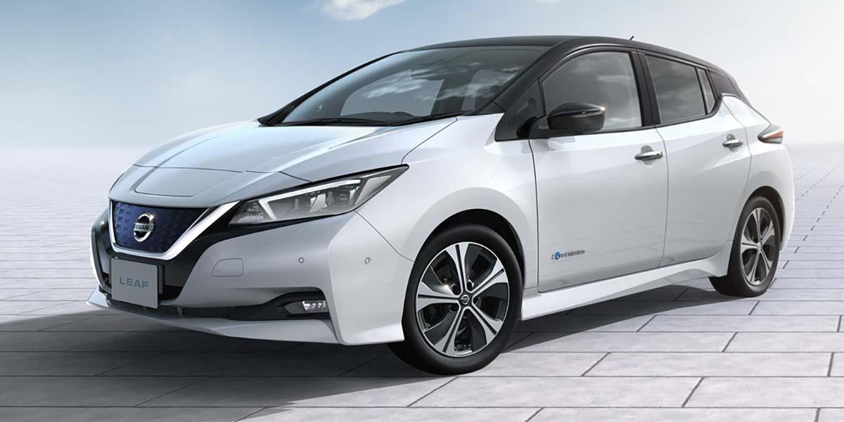 Video Nissan LEAF 2018, precio Nissan LEAF 2018, Nissan LEAF 2018 autonomía