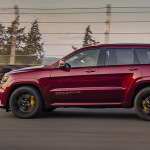 Test Drive Jeep Grand Cherokee Trackhawk