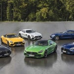 Test Drive Mercedes-AMG GT Family 2018 en Alemania