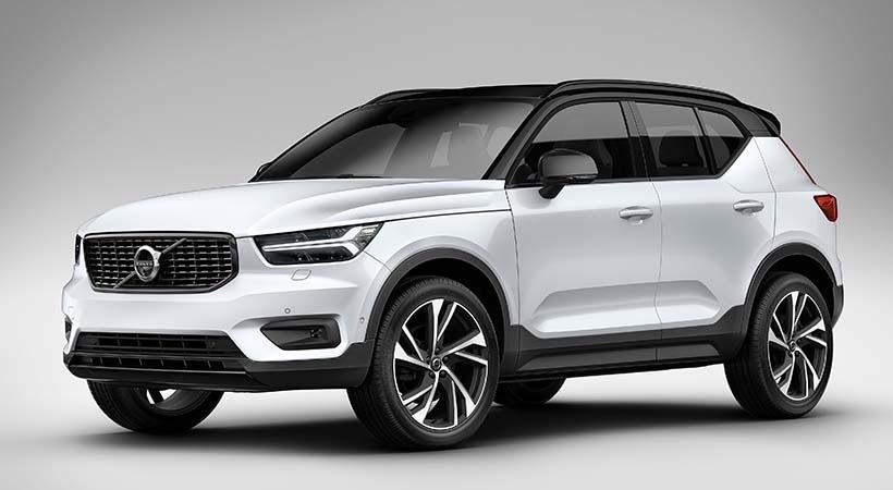 Debut Volvo Xc40 2019 A La Caza De Audi Bmw Y Mercedes Benz