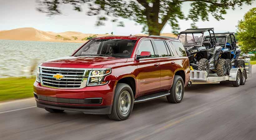 Chevrolet Tahoe Custom 2018, precio, características y video