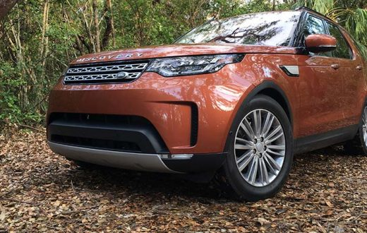 Test Drive Land Rover Discovery HSE Td6 2017