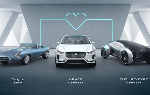 Futuro eléctrico Jaguar-Land Rover