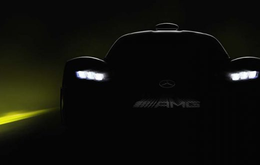 Debut Mercedes-AMG Project One
