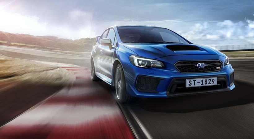 Doble debut Subaru