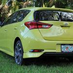 Test Drive Toyota Corolla iM 2017