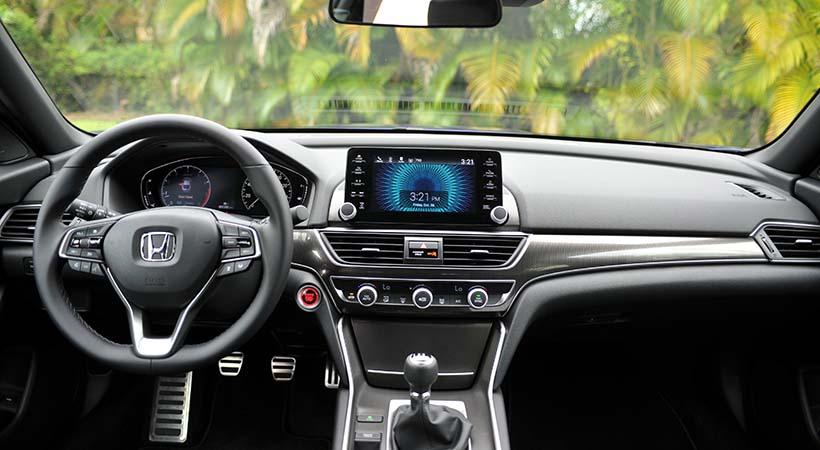 Test Drive Honda Accord Sport 2018