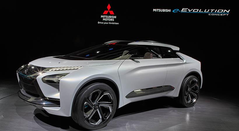 Mitsubishi Drive Your Ambition
