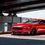 Ford Mustang 2018 por Liberty Walk, tuning japonés, Ford Mustang 2018 modificado