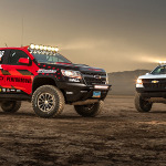 Doble debut Chevrolet Colorado en SEMA Las Vegas 2017