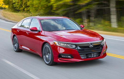 Test Drive Honda Accord 2018
