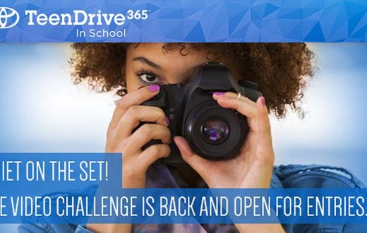 Toyota TeenDrive365 Video Challenge 2018