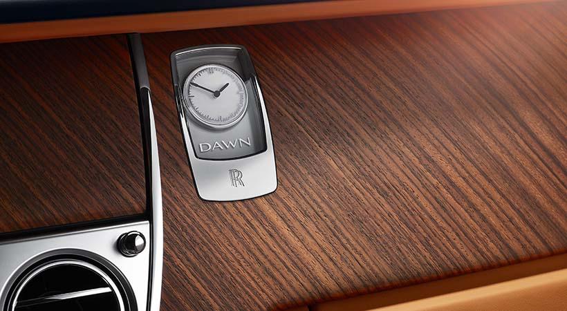 Rolls-Royce Dawn elegido al catálogo Neiman-Marcus Navidad 2017