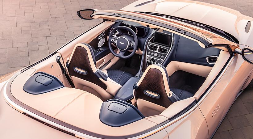 Aston Martin Volante DB11