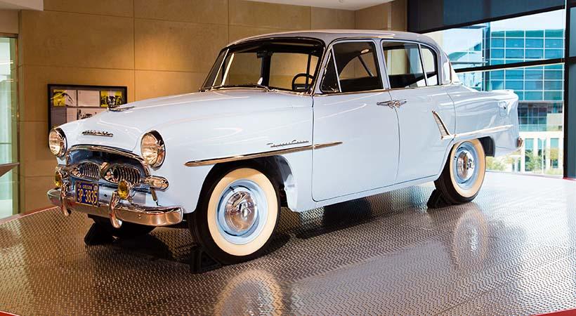 Celebración Toyota 60 años en Estados Unidos