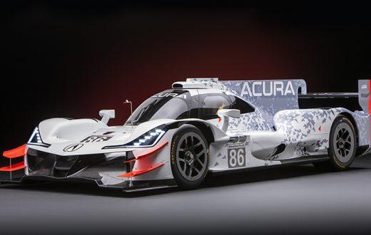 Acura ARX-05 Daytona Prototype