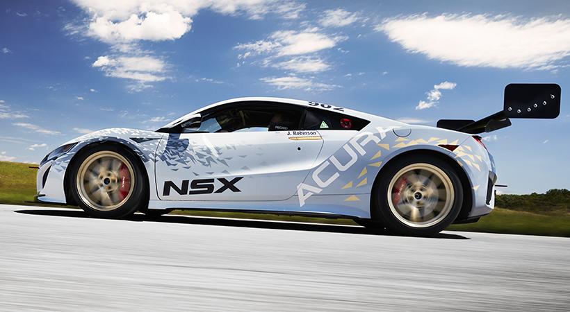 Acura NSX_Pikes Peak
