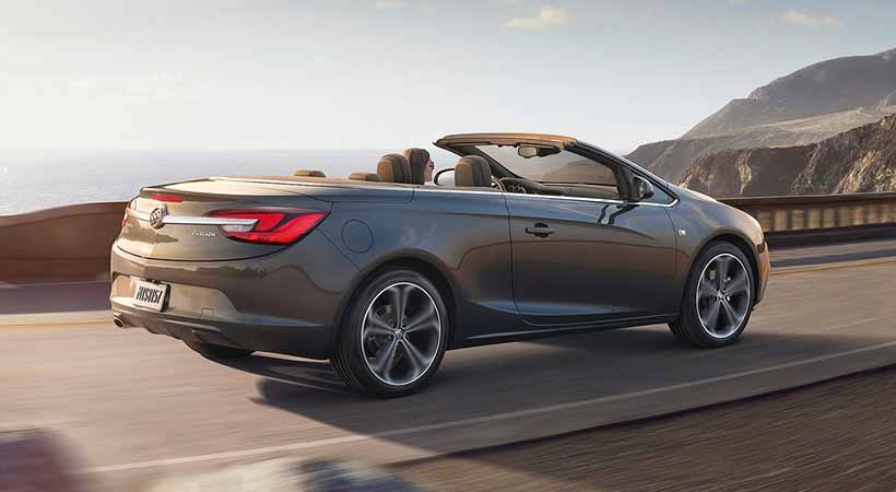 Buick Cascada 1SH Sport Touring 2017, video y precio, Buick Cascada facts, Buick Cascada video