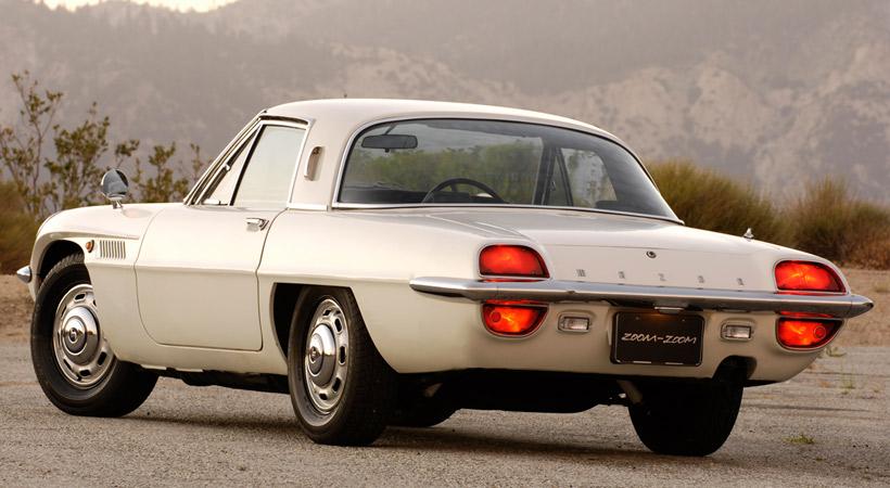 Historia de Mazda, coches Mazda