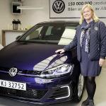 Volkswagen 150 millones