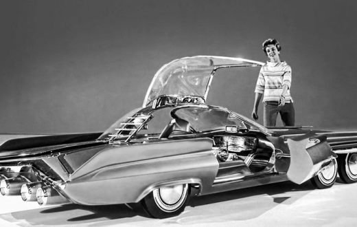 Autos concepto americanos del pasado: Ford Seattle-Ite XXI