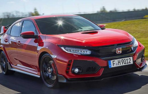 Honda Civic Type R® 2017, Honda Civic Type R 2017 video, Honda Civic Type R 2017 características y prueba de manejo