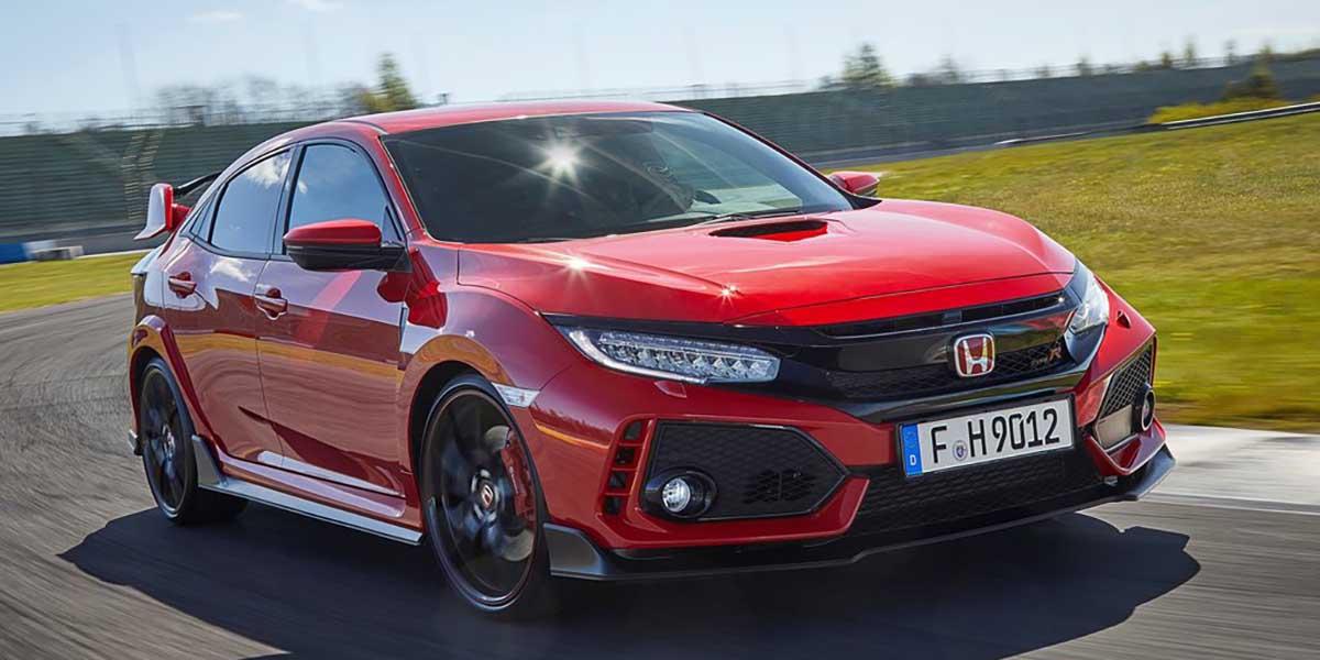 Honda Civic Type R® 2017, Honda Civic Type R 2017 video, Honda Civic Type R 2017 características y prueba de manejo