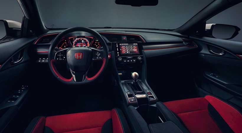 Honda civic type r 2017 video caracter sticas y prueba for 2018 honda civic type r 0 60