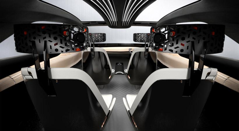 Nissan IMx Concept: interiores amplios y confortables