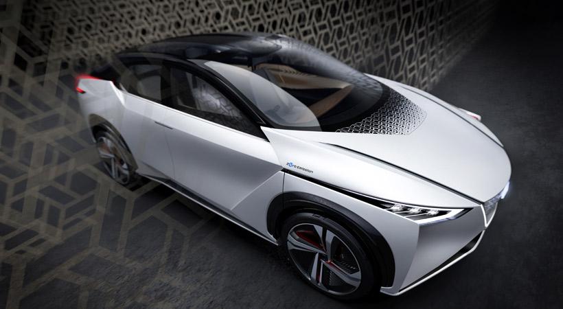 Nissan IMx Concept: 370 millas de autonomía