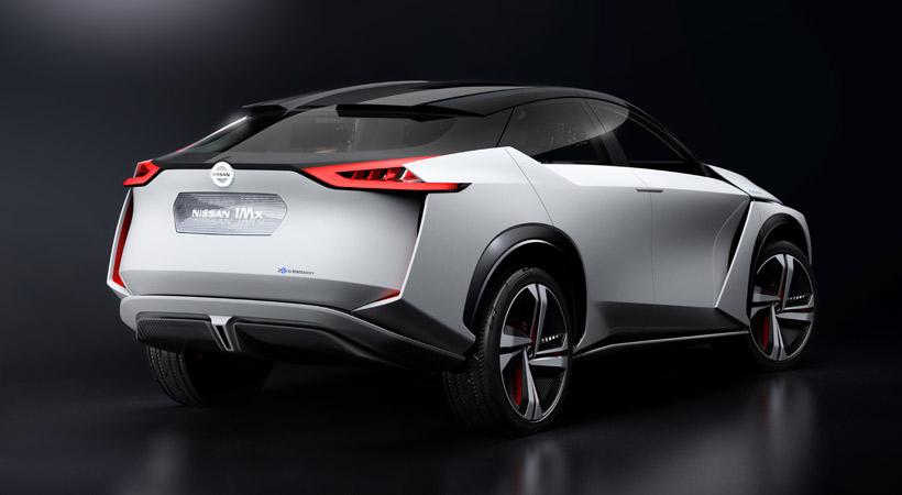 Nissan IMx Concept con lo último de la tecnología de la casa nipona