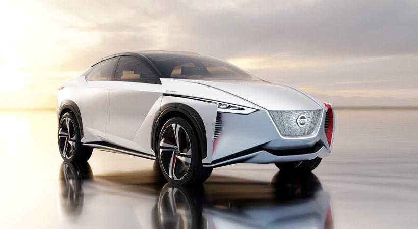 Nissan IMx Concept: así percibe el futuro la marca japonesa