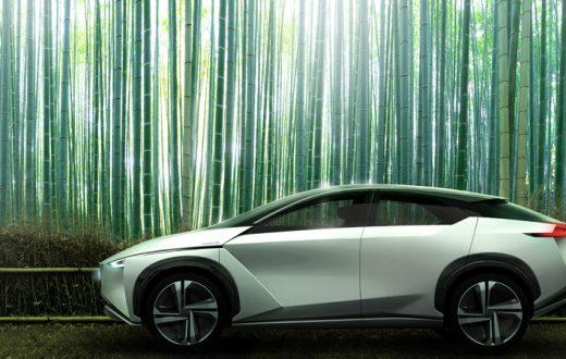 Nissan IMx Concept: respeta las directrices de diseño de la marca