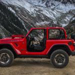 Primeras imágenes Jeep Wrangler 2018 en SEMA Las Vegas