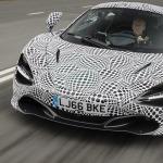 McLaren BP23 Prototipo, el regreso del F1