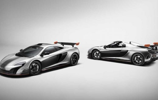 McLaren MSO R Coupé y R Spider, McLaren Special Operations, McLaren MSO R Spider