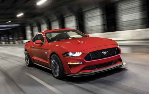 Performance Pack Level 2, Ford Mustang 2018,