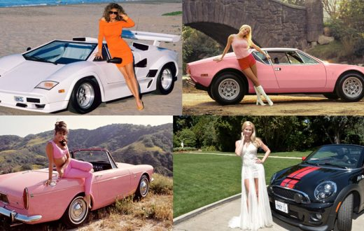 Top 10 autos de las Playmates