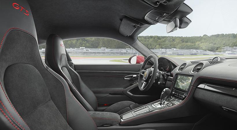 718 Cayman GTS 2018
