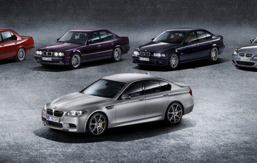 leyenda BMW M5