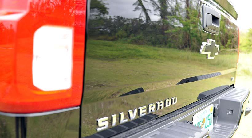 Test Drive Chevrolet Silverado 1500 Z71